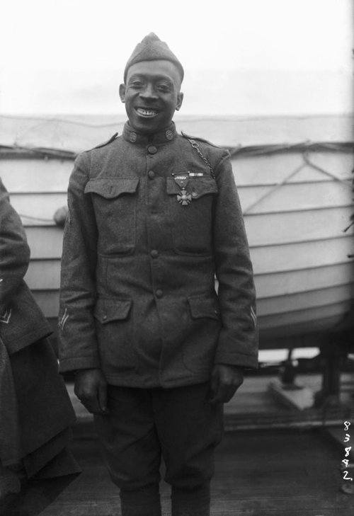 Harlem Hellfighters The Overlooked African American