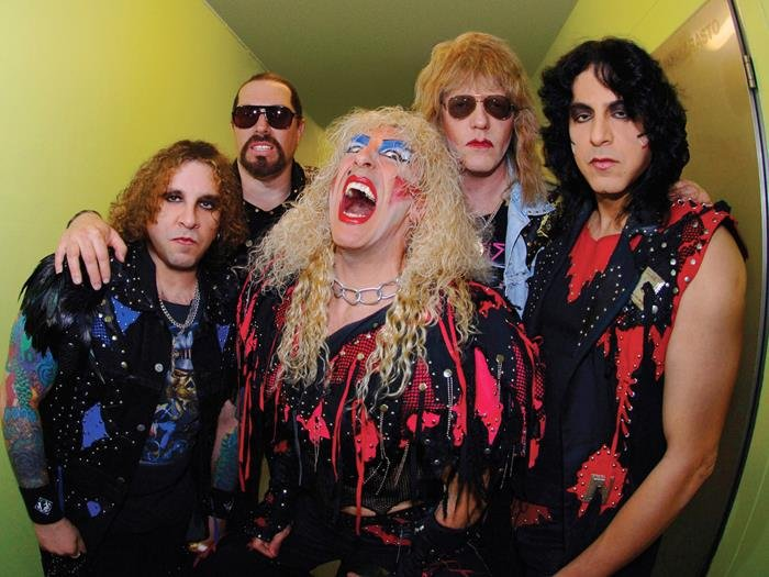 Twisted Sister Most Iconic Hairdos