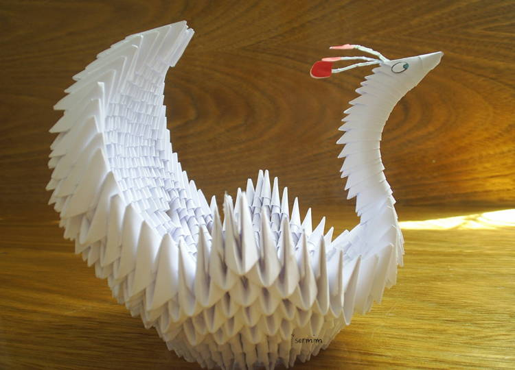 Incredible Origami Chicken