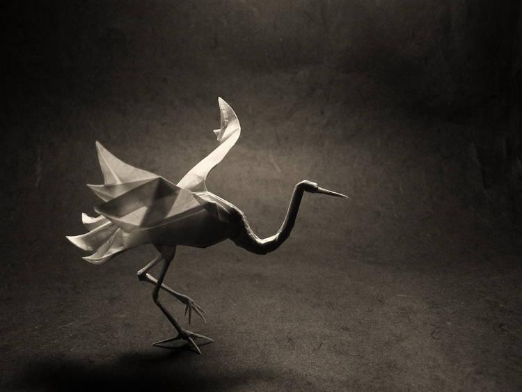 Incredible Origami Crane