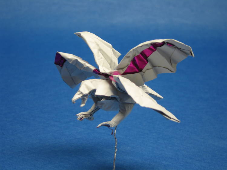 The Worlds Most Intricate Origami