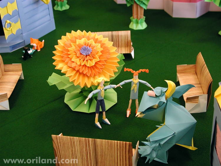 Incredible Origami Friends