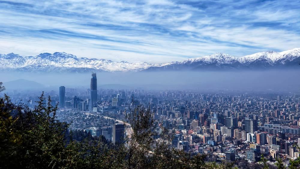 Čile Santiago-chile