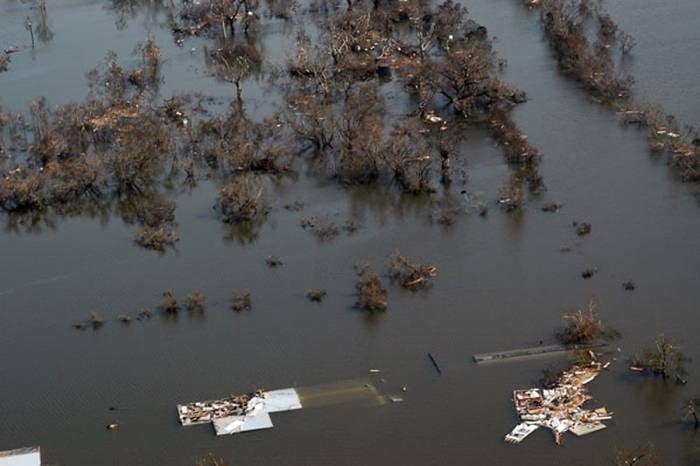 Hurricane Katrina Photograph