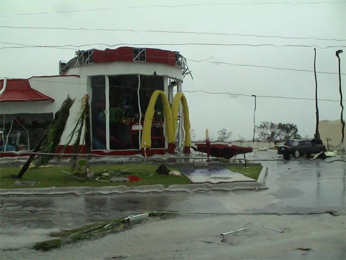 Hurricane Wilma Photographs