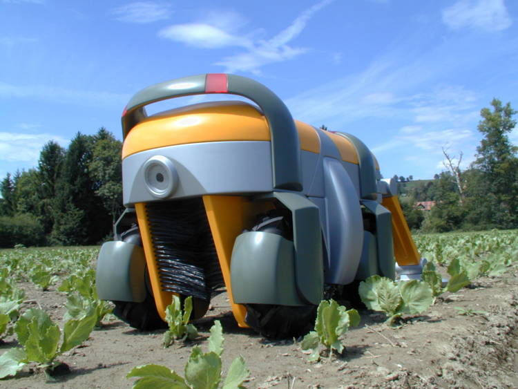 Amazing Robots Used For Farming