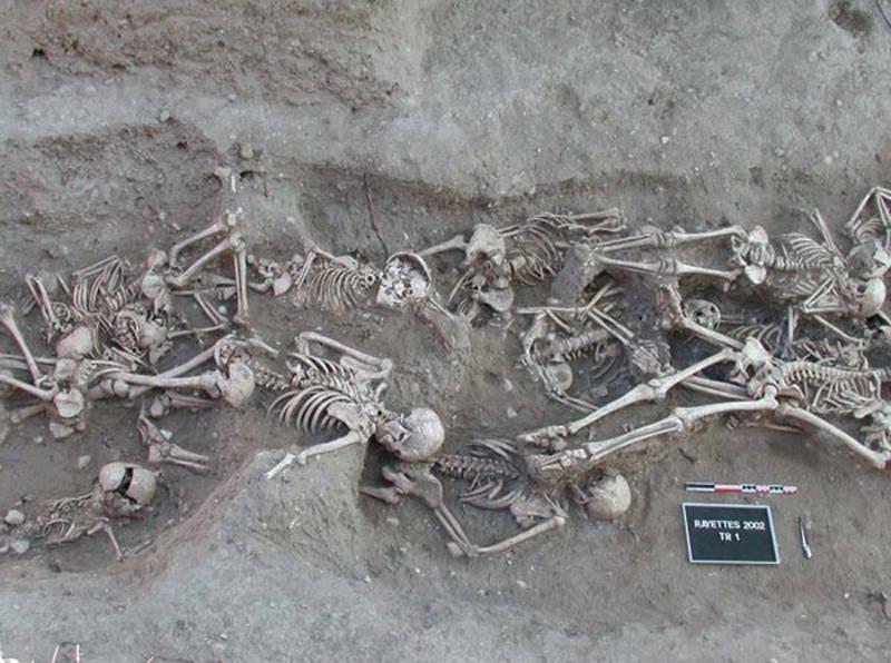 The Black Death Pandemics