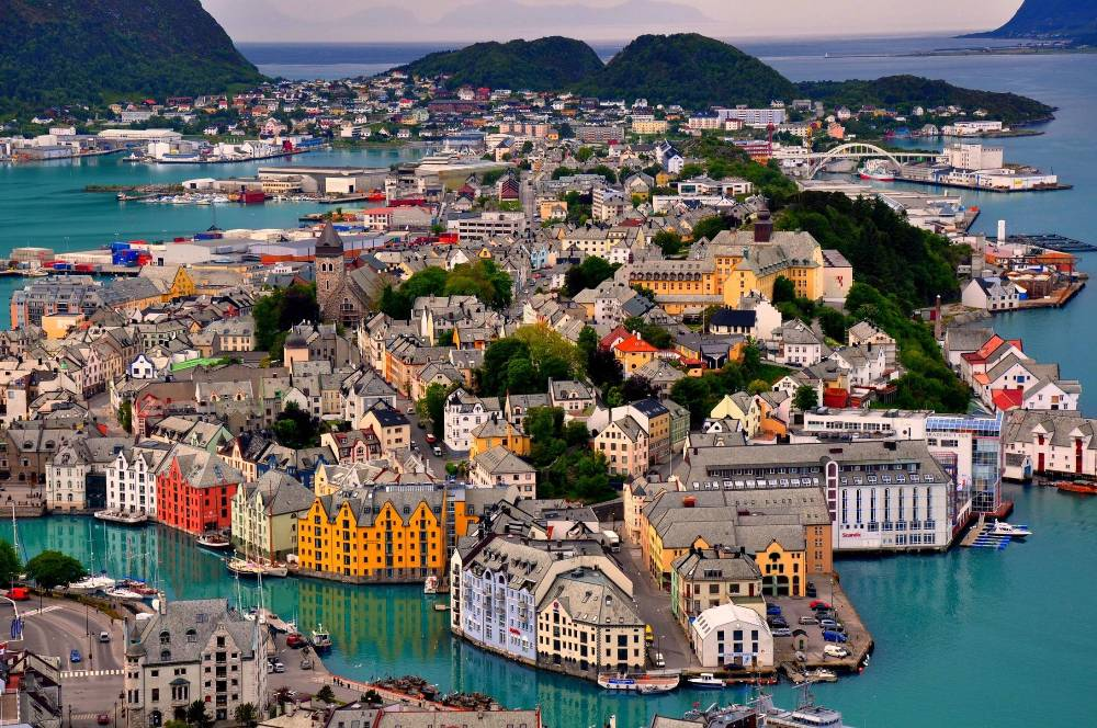 alesund norway The Alluring City Of Alesund