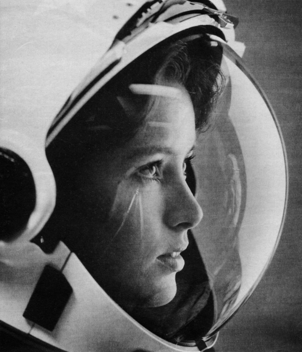 Anna Fisher, The Astronaut