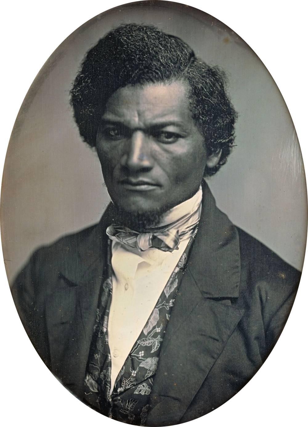 Frederick Douglass in 1852