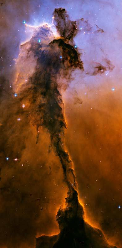 Hubble Telescope Pictures Column