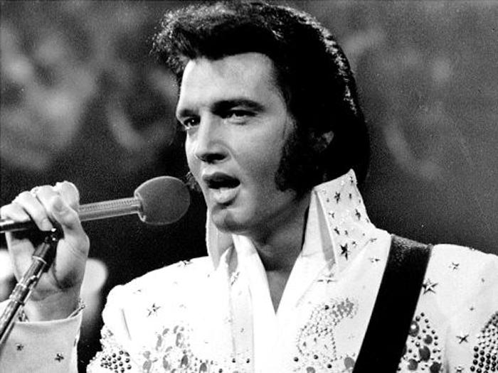 Elvis' Hair
