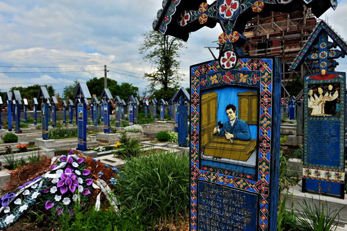 Incredible Cemeteries Merry Cemetery