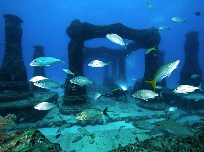 Incredible Cemeteries Neptune
