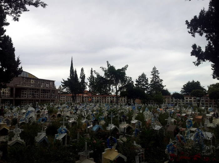 Incredible Cemeteries Sucre