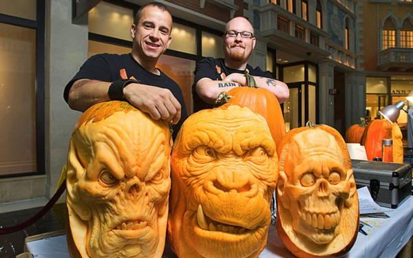 Jack-O-Lantern Artists