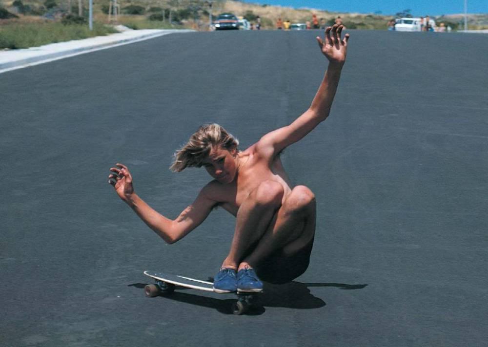 Steve Cathey Skateboarding