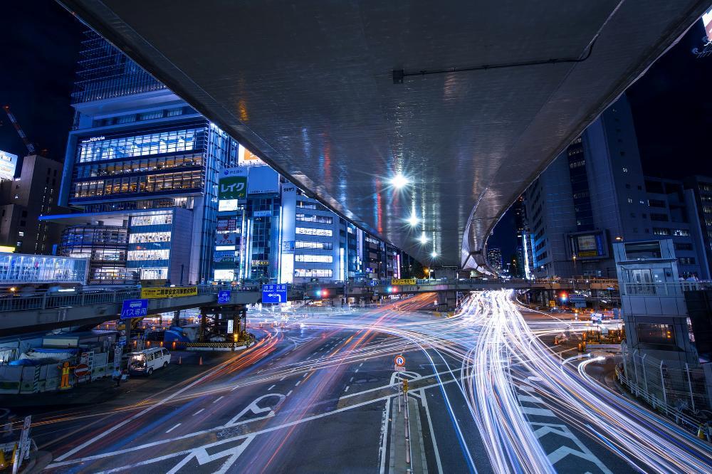 The Neon Lights Of Tokyo