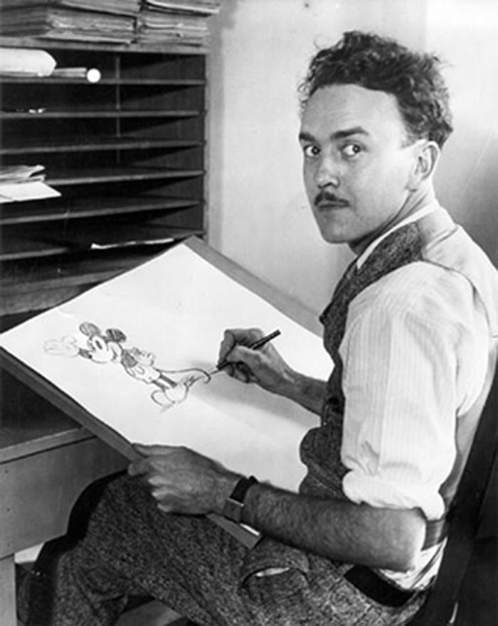 ub Iwerks The Four Biggest Innovators in Animation