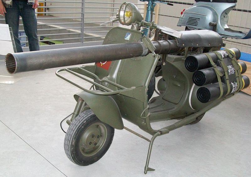 Vespa Gun