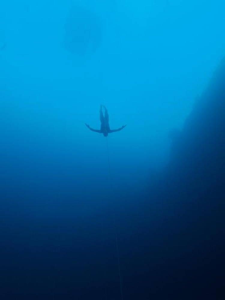 Interesting Sinkholes Deans Blue Hole