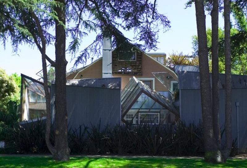 The Gehry Residence