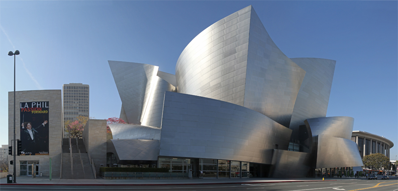 Famous Frank Gehry Designs Disney