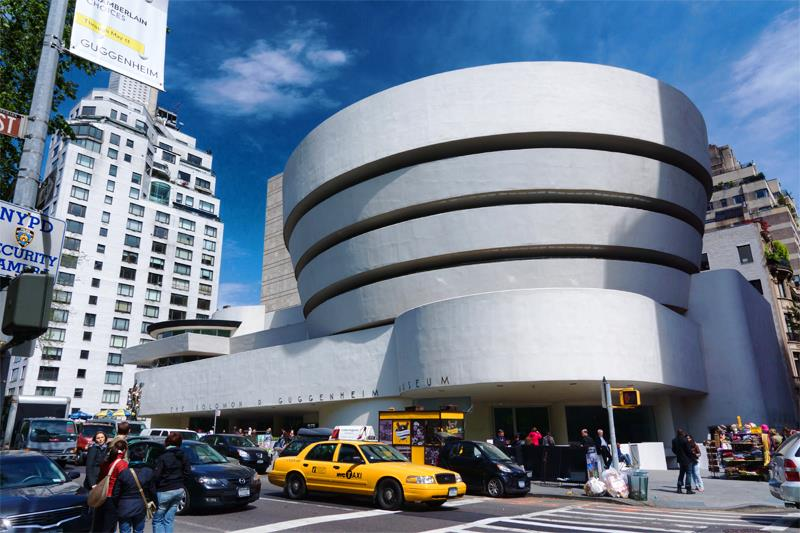 Most Famous Designs Of Frank Lloyd WrightGuggenheim