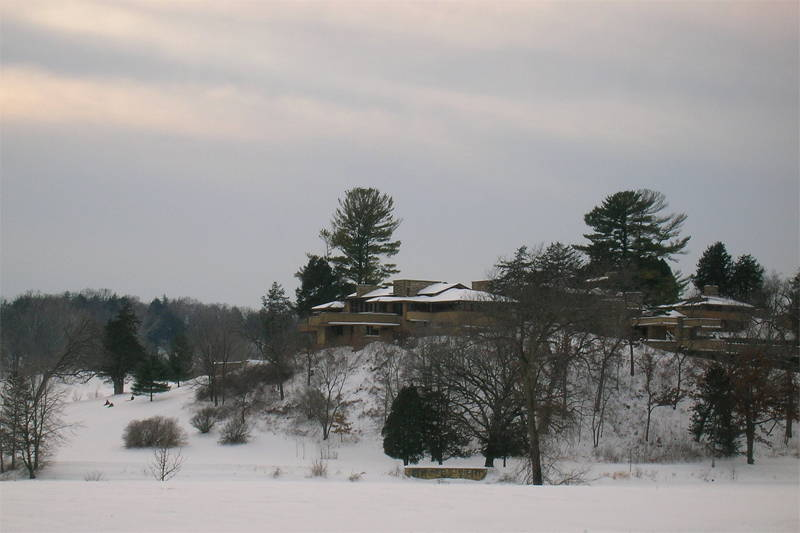 Frank Lloyd Wright Designs Taliesin