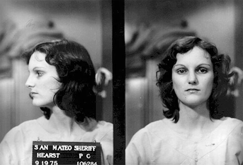 Female Criminals Patty Hearst