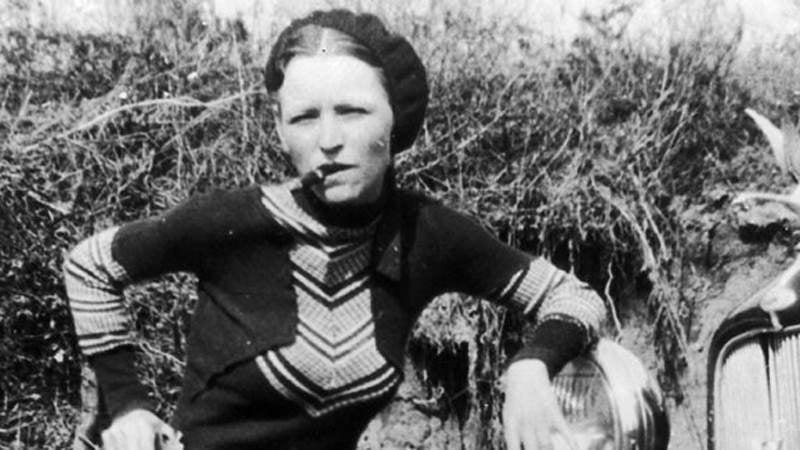 Bonnie Parker Female Killers