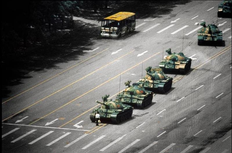 Ten Iconic LIFE Photos Tiananmen Square