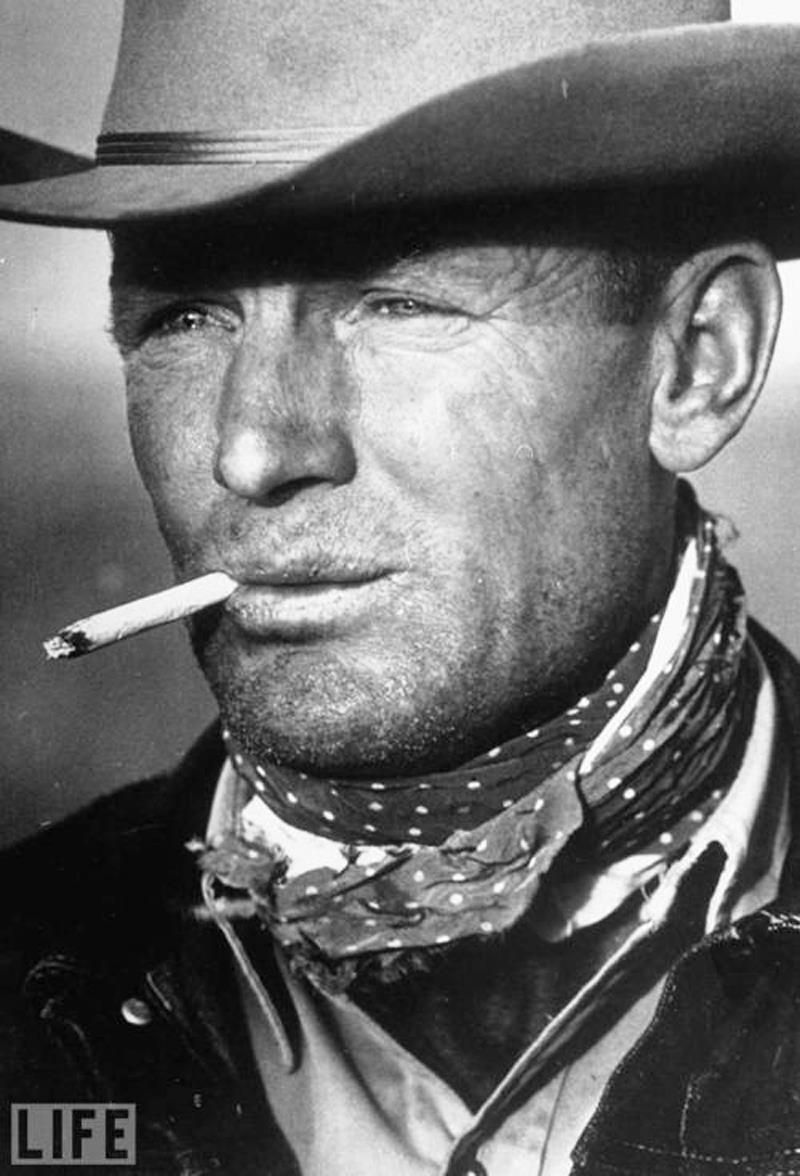 Ten Iconic LIFE Photos Marlboro Man