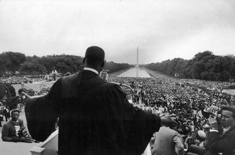 Ten Iconic LIFE Photos MLK