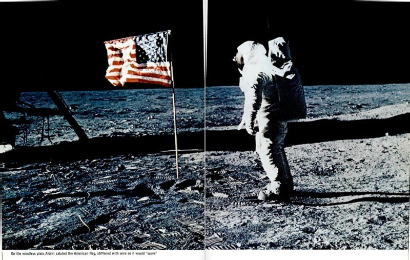 Ten Iconic LIFE Photos Moon