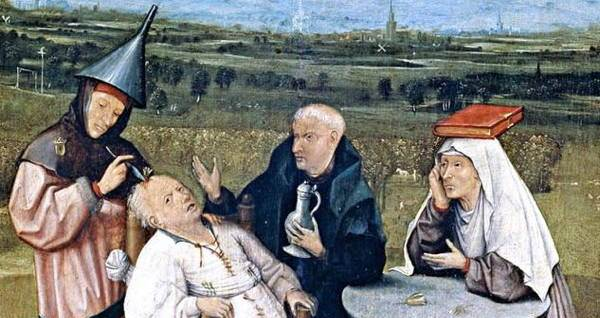 The Most Painful Medical Procedures Of Medieval Times