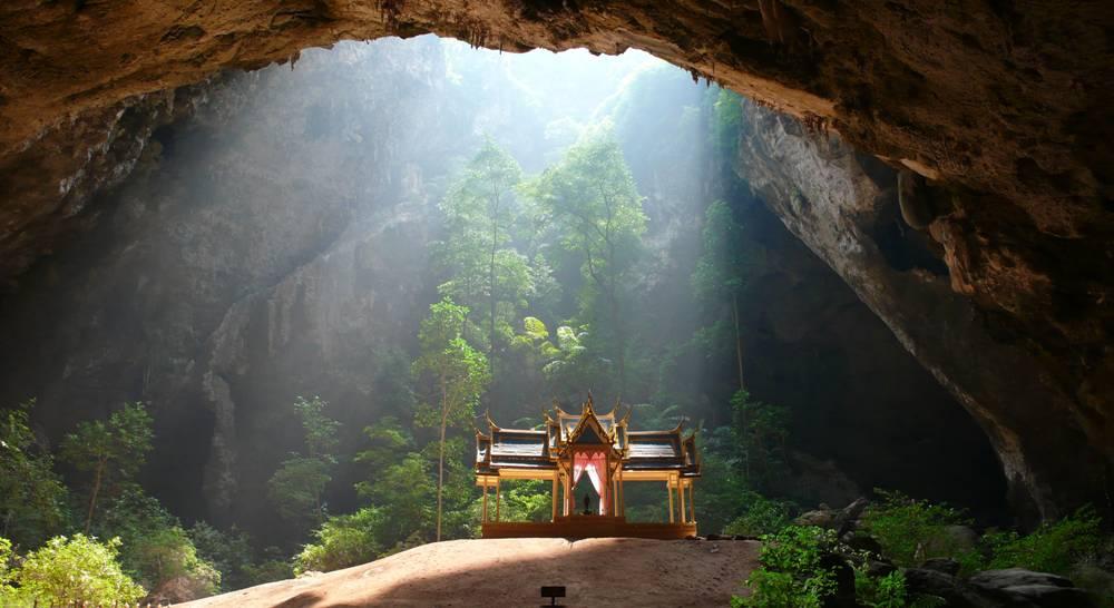 Phraya Nakhon Cave Temple