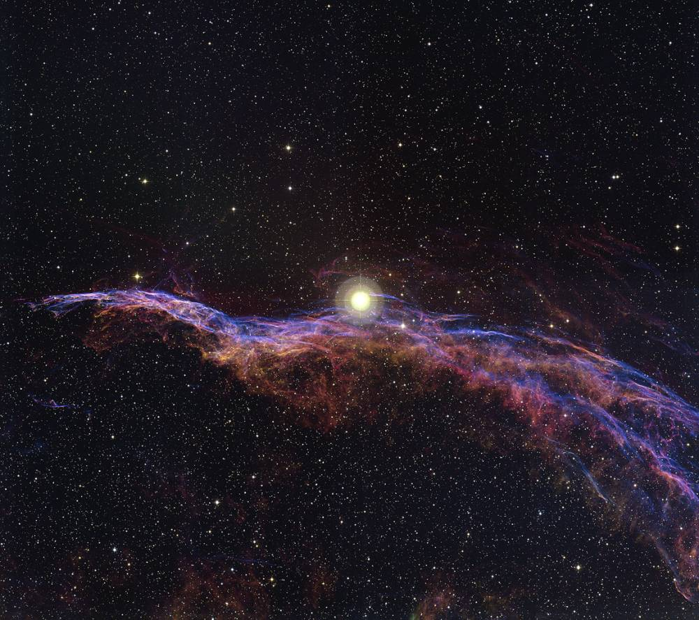 Witches Broom Nebula
