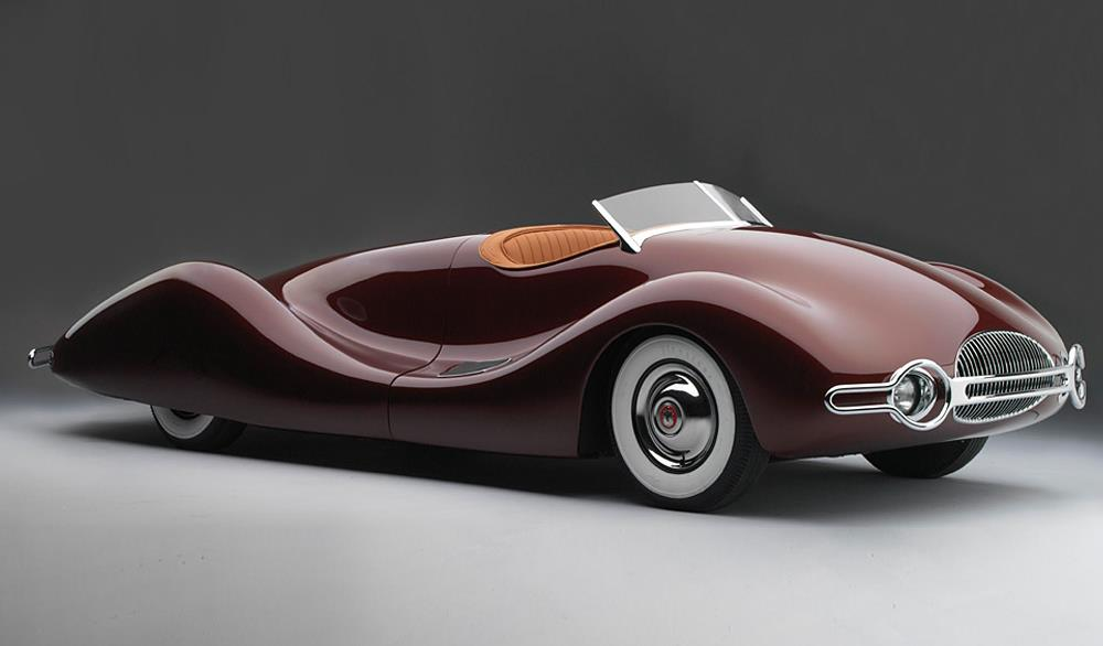 1948 buick streamliner The Killer Curves Of The Buick Streamliner