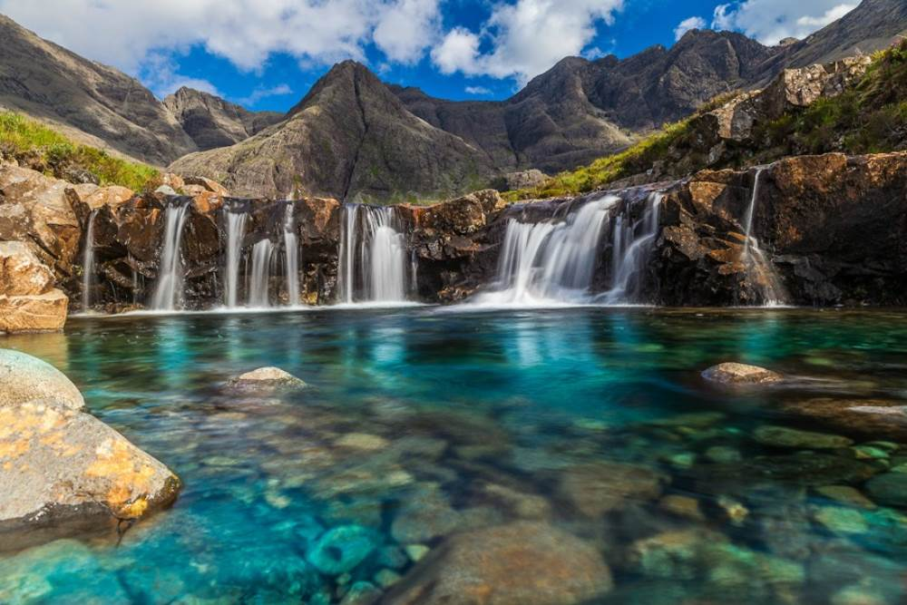 fairy pools isle skye photograph Skyes Bewitching Fairy Pools