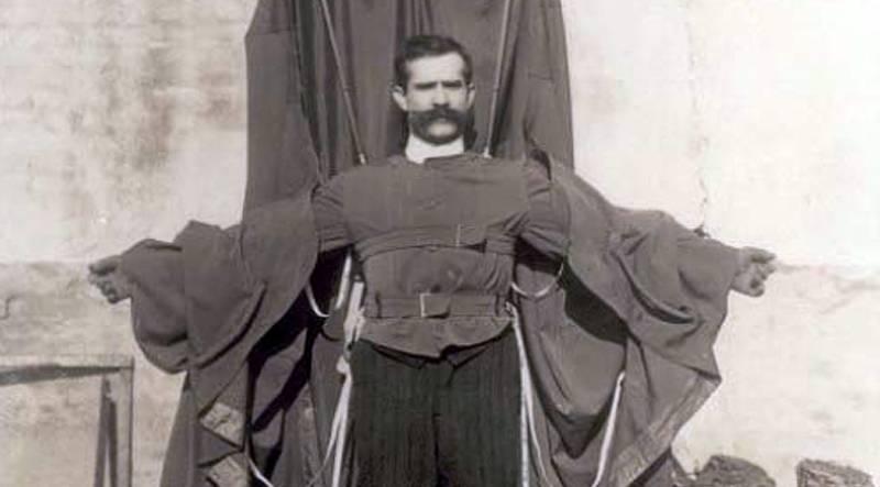 Bizarre Deaths Franz Reichelt