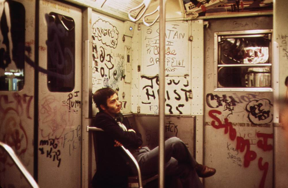 New York Subway 1970s