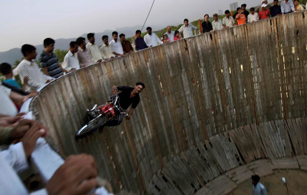 Riding Circular Track Pakistan
