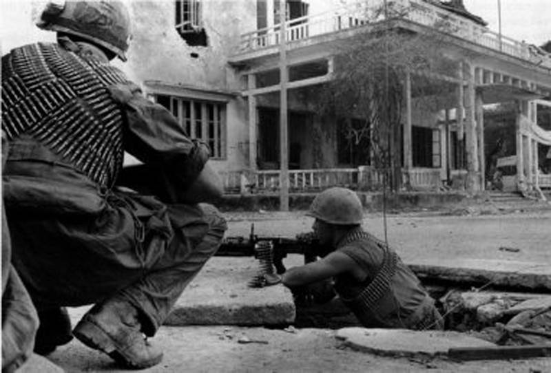 Vietnam War In Pictures