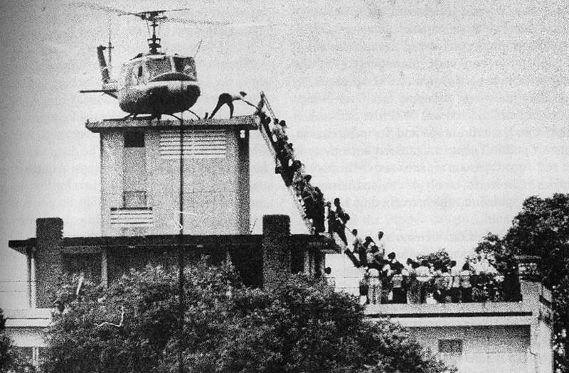 Saigon During Vietnam War
