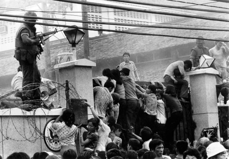 Vietnam War In Pictures End