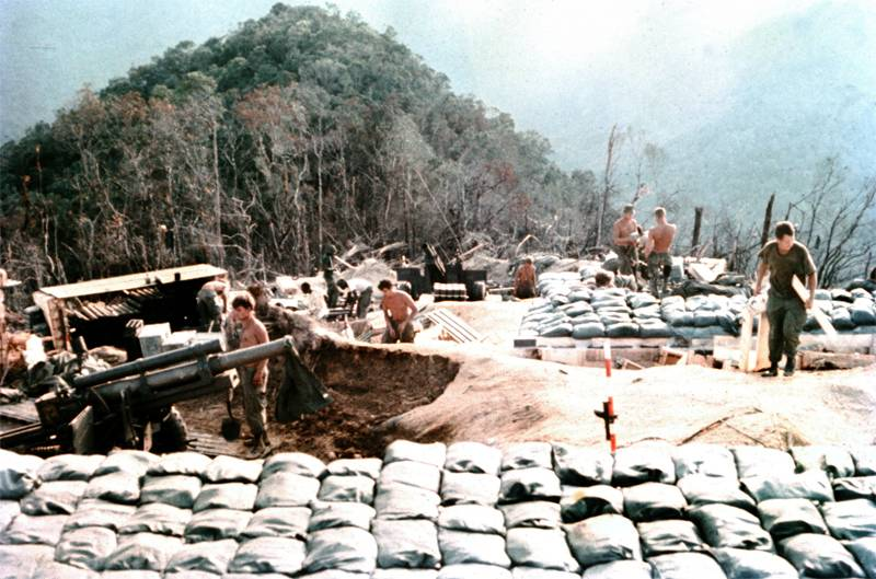 Photo History Of The Vietnam War