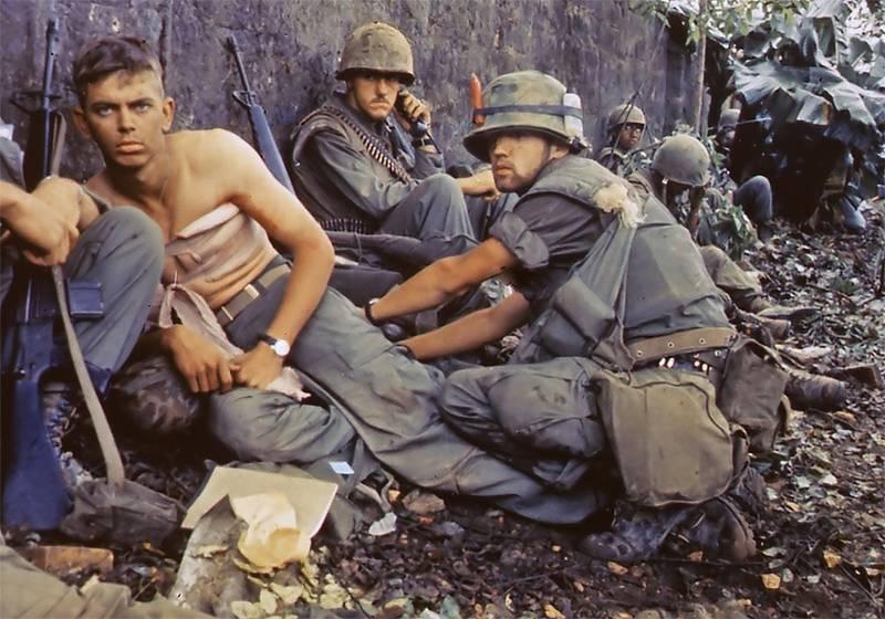 Vietnam War In Pictures Hue Operation