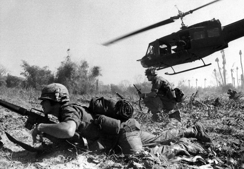 Vietnam War In Pictures Helicopter