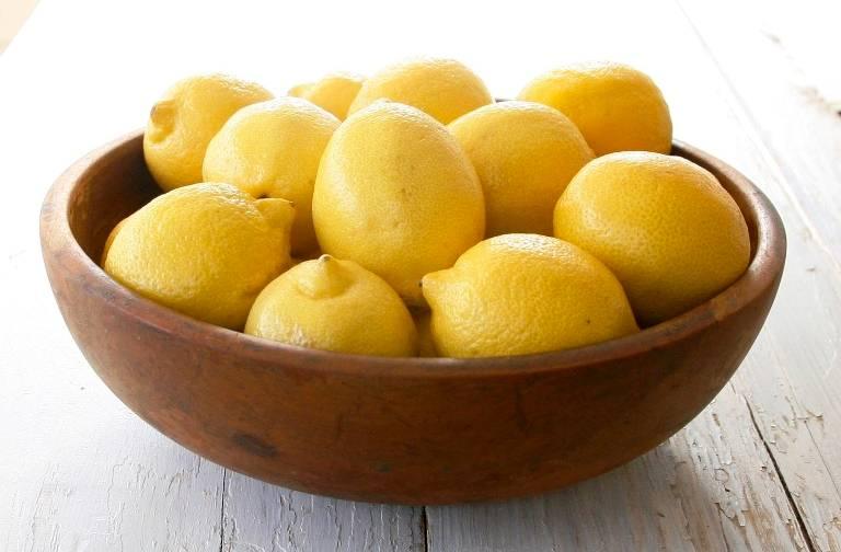 Bizarre Hangover Cures Lemon